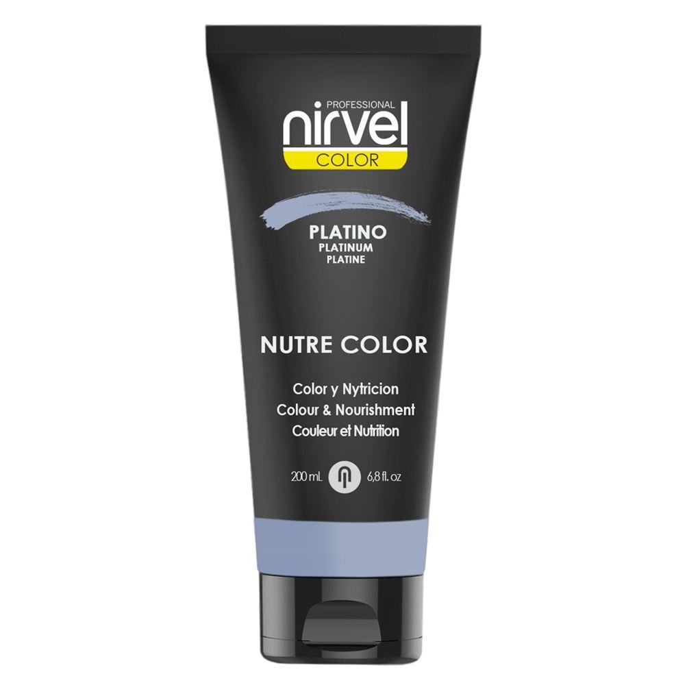 Краска для волос Nirvel Professional Nutre Color  (YELLOW )