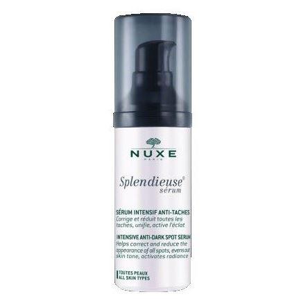 Сыворотка Nuxe Интенсивная сыворотка против пигментных пятен verso сыворотка для ровного цвета лица dark spot fix 15ml