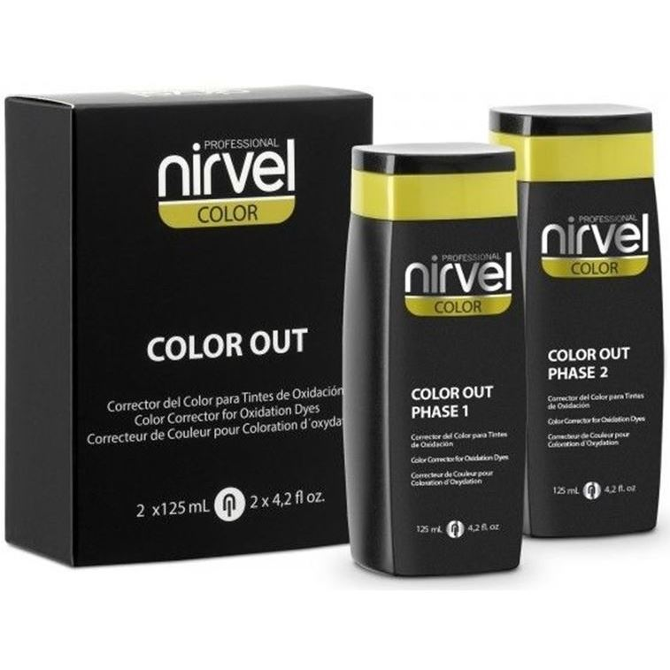 Корректоры Nirvel Professional Color Out (2*125 мл)
