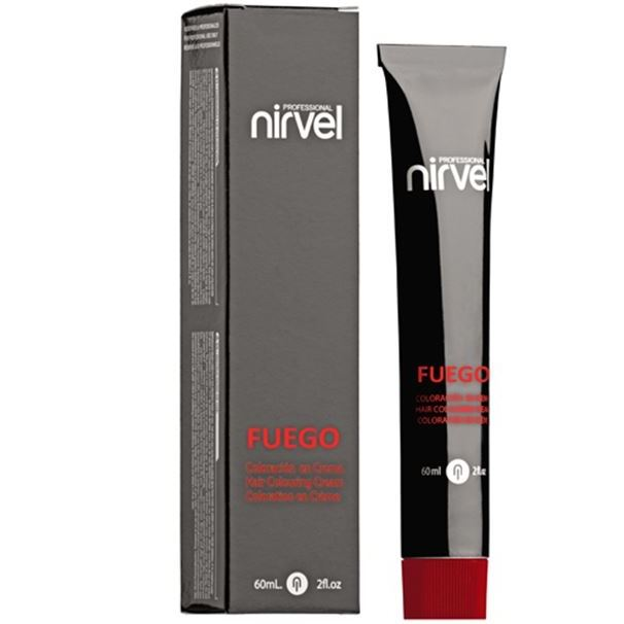 Краска для волос Nirvel Professional ArtX Fuego Hair Colouring Cream (F-64) гель nirvel professional shaving cream 200 мл
