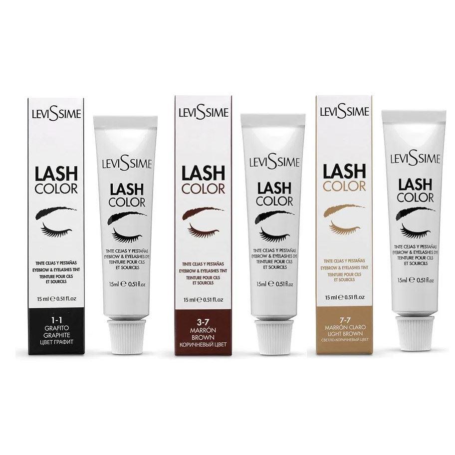 Краска для волос Levissime Lash Color (7.7 Light Brown)