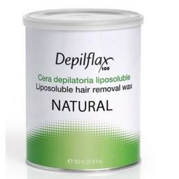Воск Depilflax Wax Natural воск depilflax paraffin orange