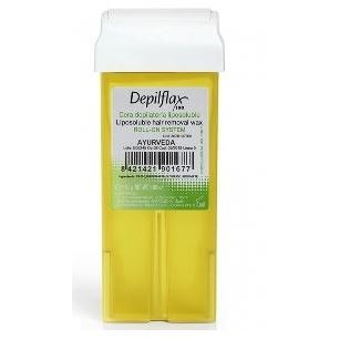 Воск Depilflax Wax Roll-On Cartridge Ayurveda (110 г) luxury ayurveda полотенце махровое 70 140 luxury ayurveda ivory