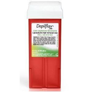 Воск Depilflax Wax Roll-On Cartridge Pink (110 г)