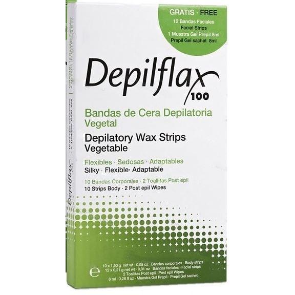 Набор: Восковые полоски Depilflax Depilatory Wax Strips с а беляев разработка игр на языке javascript учебное пособие