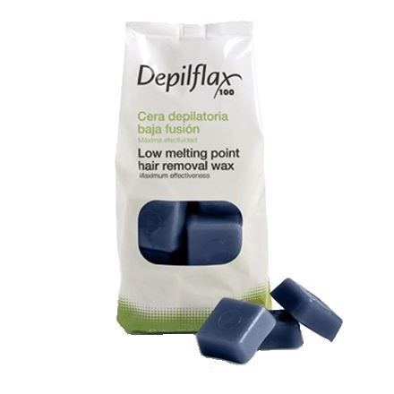 Воск Depilflax Hair Removal Wax Azulen (1000 г) воск depilflax point wax pearls chocolat 600 г