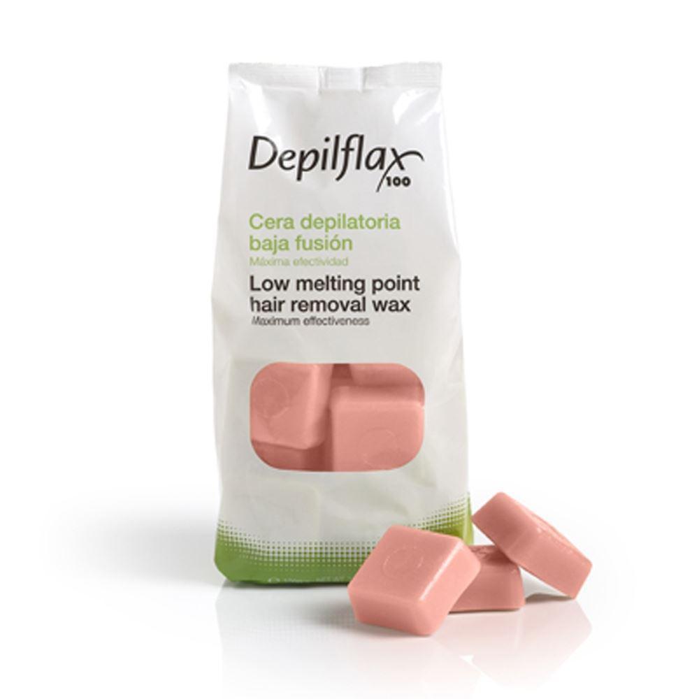 Воск Depilflax Hair Removal Wax Rosa (600 г) воск depilflax point wax pearls chocolat 600 г