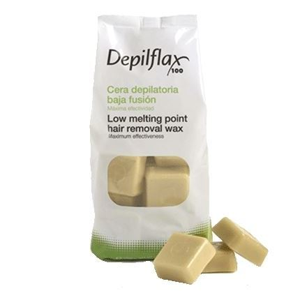 Воск Depilflax Hair Removal Wax Ivory (1000 г) воск depilflax hair removal wax ivory 1000 г