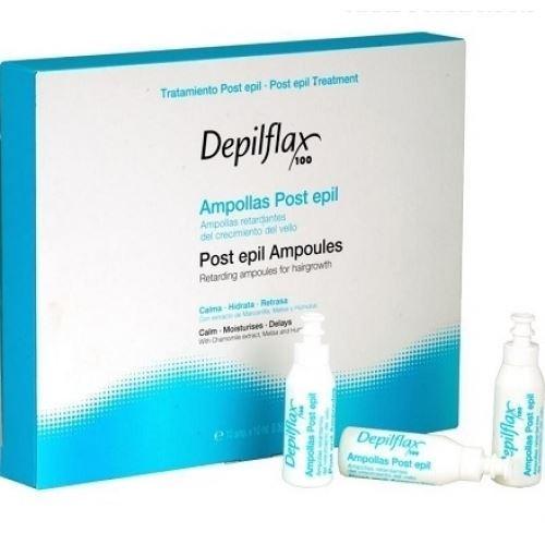 Концентрат Depilflax Post Epil Ampoules (10*10 мл) florylis концентрат с витамином е масляная субстанция florylis ampoules ampoules bc0180 10 3 мл