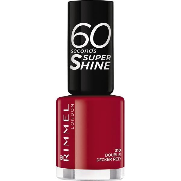 лак для ногтей rimmel 60 seconds rita ora chameleon 404 цвет 404 oran ngy vibe variant hex name f04b4b Лак для ногтей Rimmel 60 Seconds Super Shine (880)