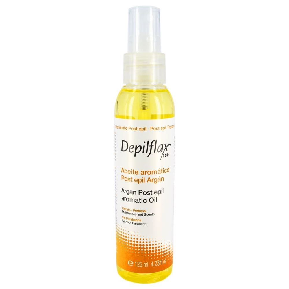 Масло Depilflax Argan Post Epil Aromatic Oil  125 мл масло levissime argan refreshing body oil 125 мл