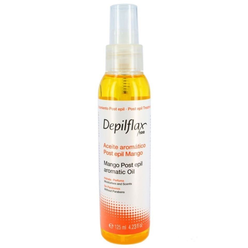 Масло Depilflax Mango Post Epil Aromatic Oil 125 мл depilflax post epil emulsion