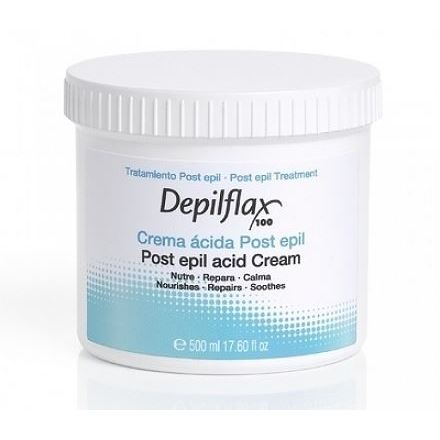 Сыворотка Depilflax Post Epil Acid Cream 500 мл depilflax post epil emulsion