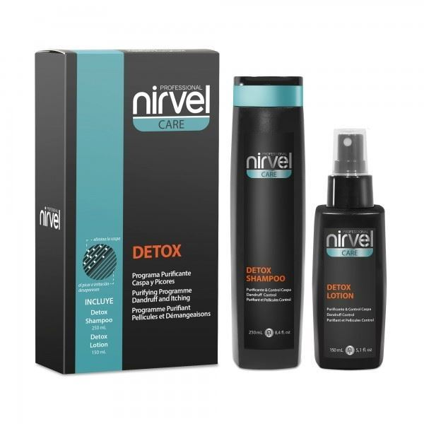 Набор: Лосьон Nirvel Professional Detox Pack набор маска nirvel professional color care pack