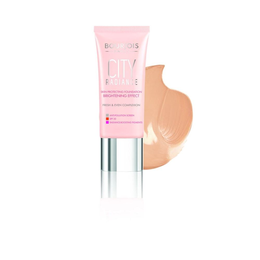 Тональный крем Bourjois City Radiance SPF 30 (06) guaranteed 100