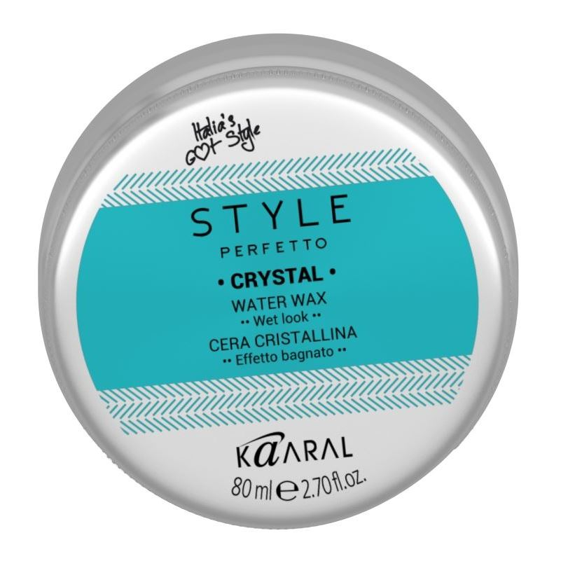 Воск Kaaral Cristal Water Wax 80 мл воск the saem style fix volume wax