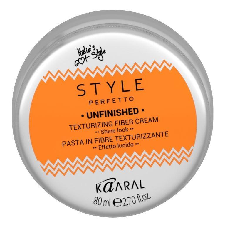 Крем Kaaral Unfinished Texturizing Fiber Cream 80 мл the yeon canola honey silky hand cream крем для рук с экстрактом меда канола 50 мл