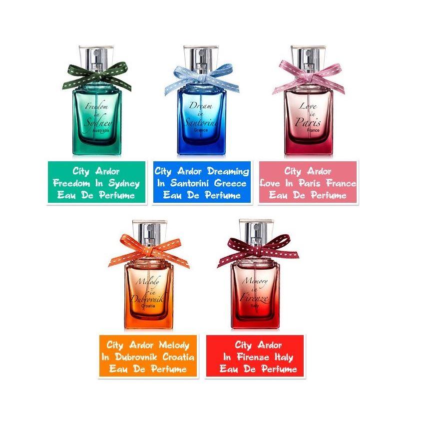 Парфюмированная вода The Saem City Ardor Eau De Perfume 30 мл духи с феромонами ardor ardore духи с феромонами ardor