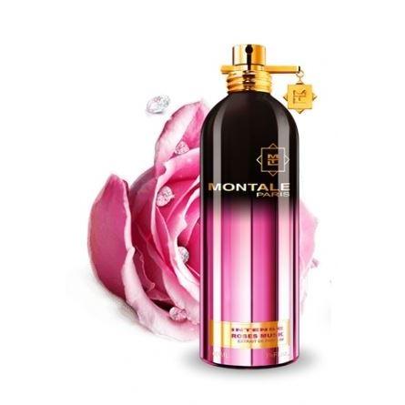 Парфюмированная вода Montale Intense Roses Musk