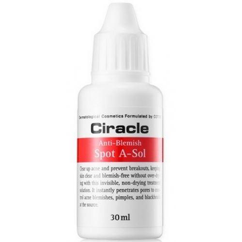 Концентрат Ciracle Anti-Blemish Spot A-Sol ciracle мягкий гель для умывания с экстрактом чайного дерева 250 мл