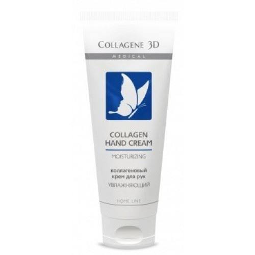 Крем Medical Collagene 3D Collagen Hand Cream Moisturing увлажняющий крем medical collagene 3d collagen hand cream moisturing увлажняющий