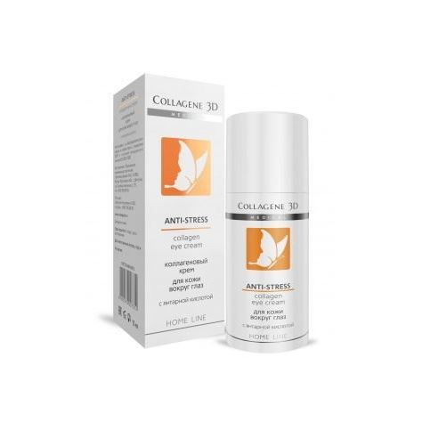 Крем Medical Collagene 3D Collagen Eye Cream Anti-Stress 15 мл недорого