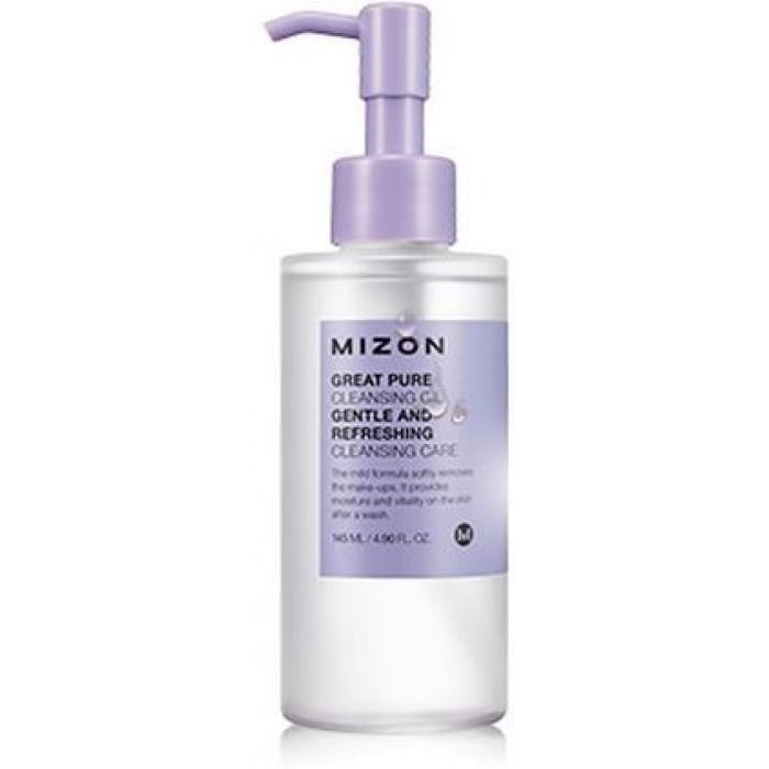 Масло Mizon Great Pure Cleansing Oil 145 мл three ems balancing cleansing oil 200ml