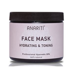 Маска Anariti Face Mask Hydrating & Toning (400 г) косметические маски artdeco увлажняющая маска с освежающим эффектомhyaluronic intensive face mask with ginkgo 50мл