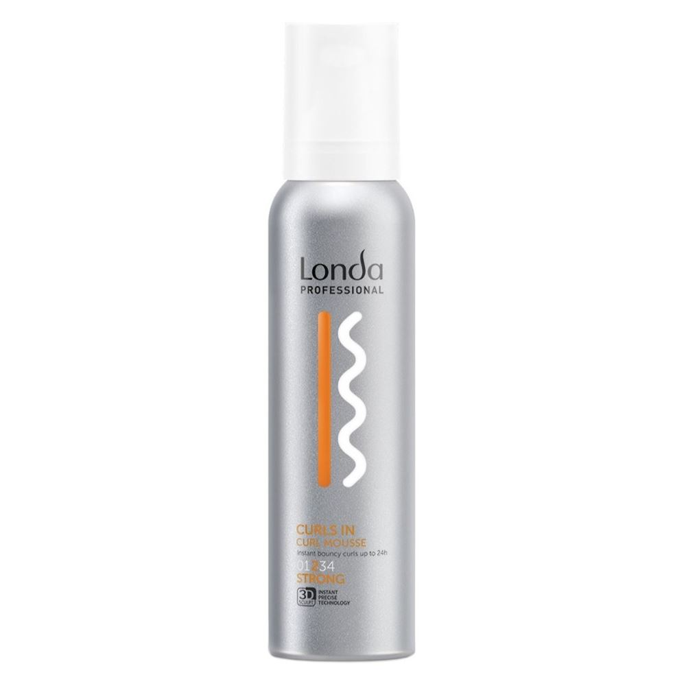 Мусс Londa Professional Texture. Curls In Spray Strong 150 мл гель londa professional texture swap it shaper gel extra strong 100 мл