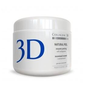 Гель Medical Collagene 3D Natural Peel Enzyme Peeling With Collagenase (150 г) medical collagene 3d энзимный пилинг c коллагеназой medical collagene 3d natural peel enzyme peeling 26005 150 мл