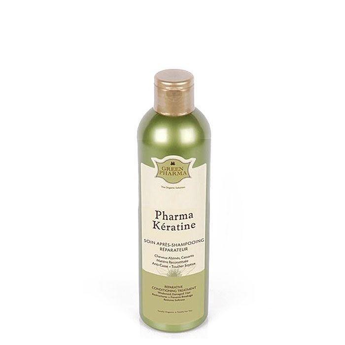 Кондиционер Green Pharma Pharma Keratine Soin Apres-Shampooing Reparateur 300 мл ge pharma jetfire в одессе