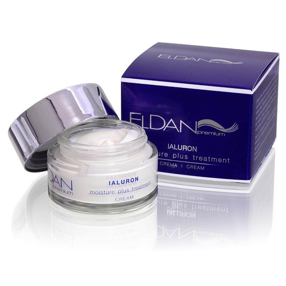 Крем Eldan Ialuron Cream 50 мл eldan интенсивная жидкость гидро с eldan hydro c eld 17 1 7 мл
