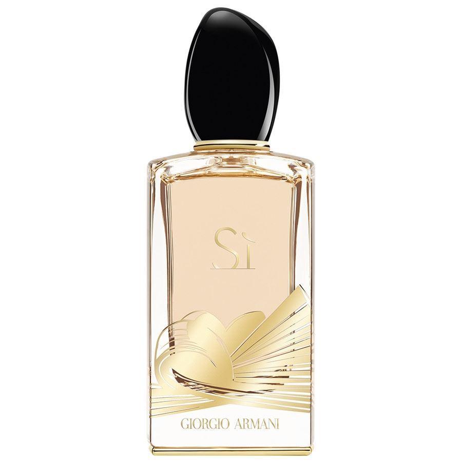 Парфюмированная вода Giorgio Armani Si Golden Bow 100 мл giorgio armani парфюмерный набор si 2 предмета