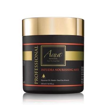 Маска Aqua Mineral Infudra Nourishing Mask  500 мл кремы aqua mineral крем для ног питательный 100 мл