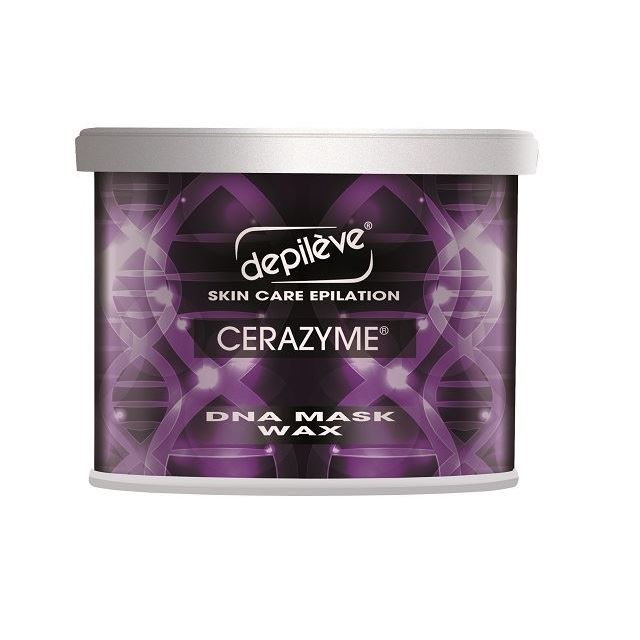 Воск Depileve Cerazyme DNA Mask Wax 800 мл бальзам depileve cerazyme dna body balm spf 15 400 мл