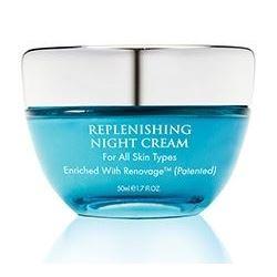 Крем Aqua Mineral Replenishing Night Cream 50 мл кремы aqua mineral крем для ног питательный 100 мл