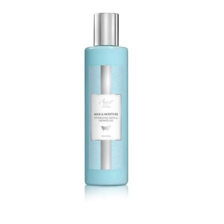 Гель для душа Aqua Mineral Milk & Mouster Hydrating Bath & Shower Gel  250 мл кремы aqua mineral крем для ног питательный 100 мл
