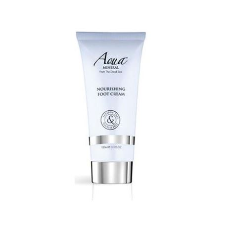 Крем Aqua Mineral Nourishing Foot Cream  100 мл крем depilica professional foot cream step 5 200 мл