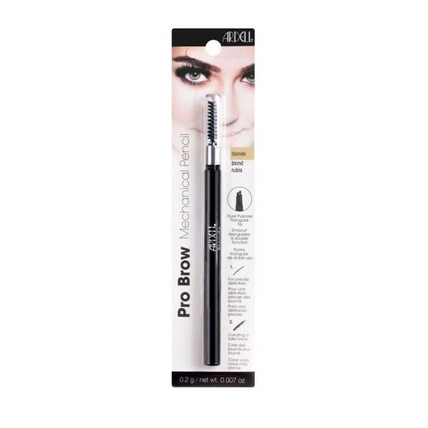Карандаши Ardell Pro Brow Mechanical Pencil (Medium Brown) карандаш для бровей ardell mechanical brow pencil blonde цвет blonde variant hex name a88a78