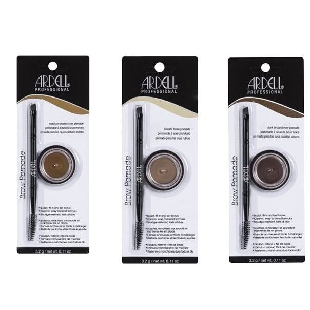 Помада Ardell Brow Pomade (Medium Brown) ardell brow sculpting gel где купить