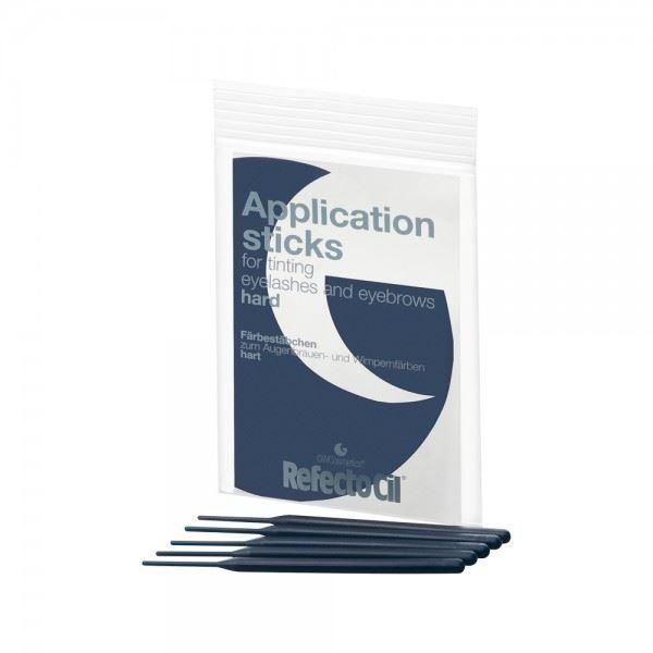 Сопутствующие товары Refectocil Application Sticks Hard (1 уп) refectocil кисть для окраски бровей и ресниц жесткая