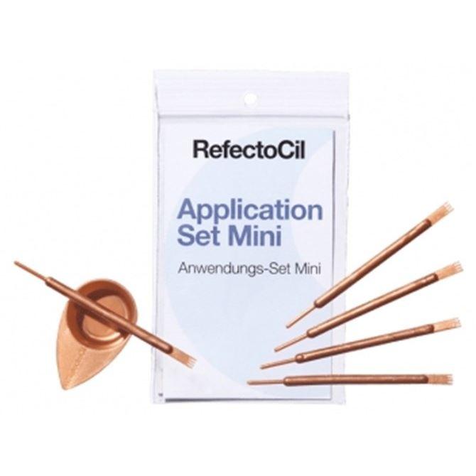 Сопутствующие товары Refectocil Application Set Mini (1 уп) сопутствующие товары refectocil eyelash curler m
