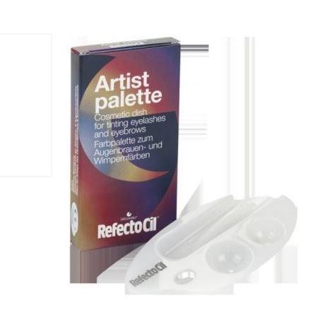 Сопутствующие товары Refectocil Artist Palett (1 шт) палетки artdeco most wanted glow palett 1