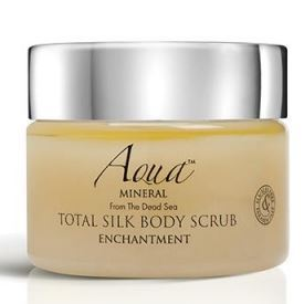Скраб Aqua Mineral Total Silk Body Scrub Enchantment (475 гр)