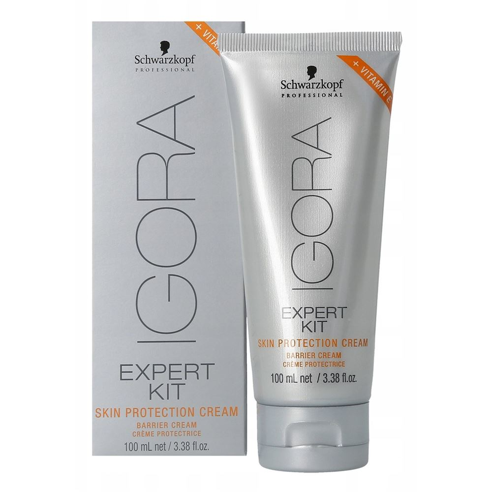 Крем Schwarzkopf Professional Igora Skin Protection Cream 100 мл schwarzkopf professional крем защитный для кожи igora skin protection cream 100мл