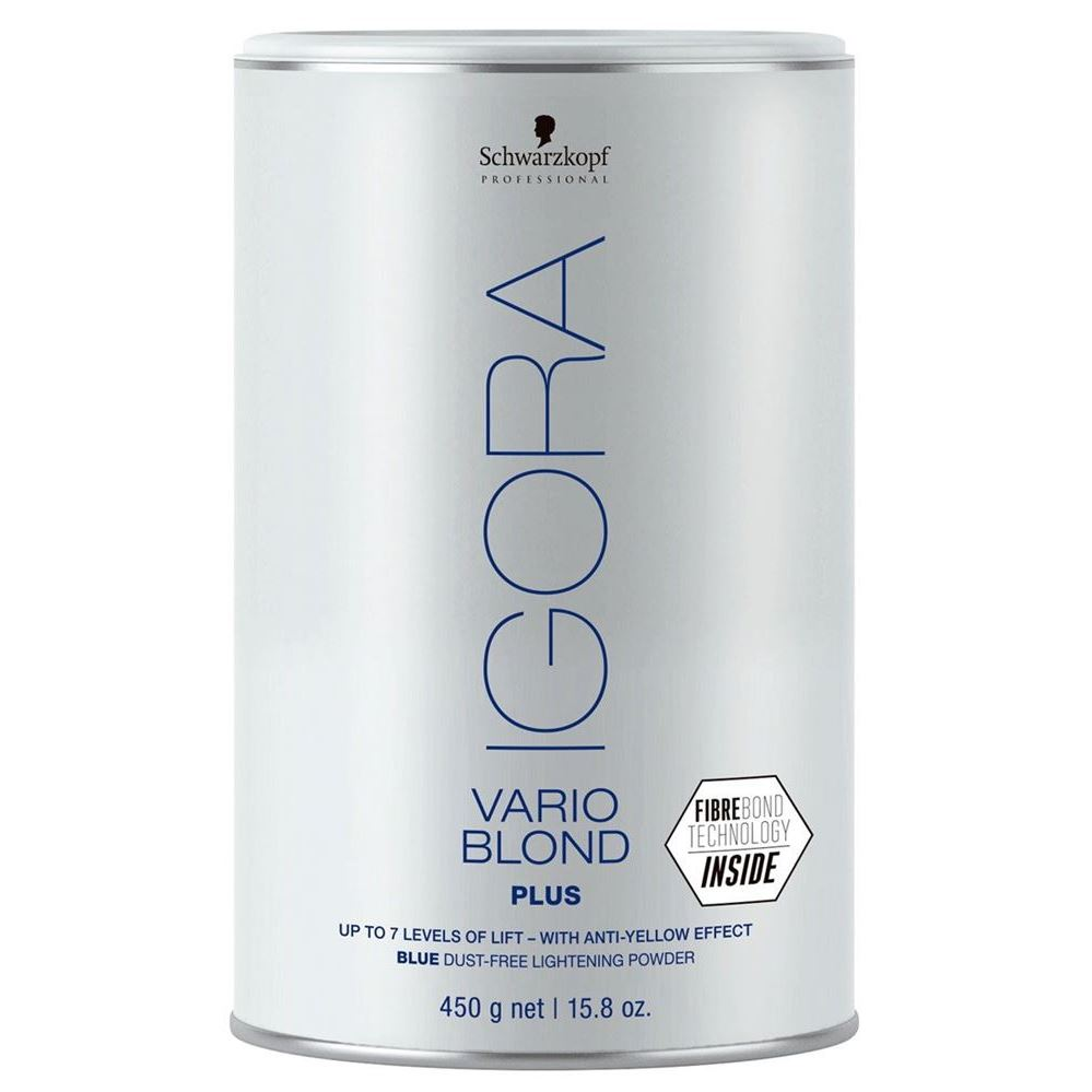 Краска для волос Schwarzkopf Professional Igora Vario Blond Plus 450 г