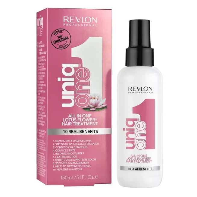 Маска Revlon Professional Uniq One Lotus 150 мл шампуни revlon professional шампунь кондиционер uniq one conditioning shampoo 300 мл