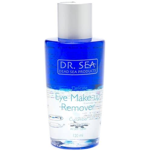 Жидкость Dr. Sea Eye Make-up Remover 120 мл