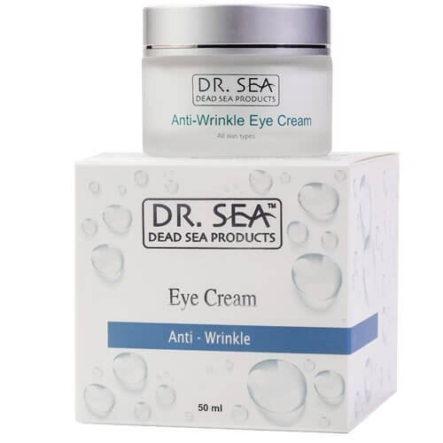 Крем Dr. Sea Anti-Wrinkle Eye Cream 50 мл