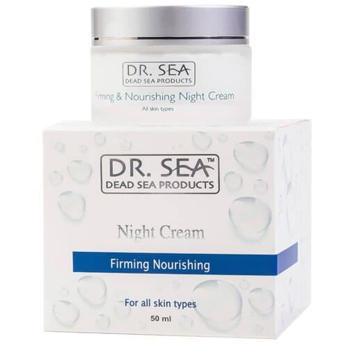 Крем Dr. Sea Firming & Nourishing  Night Cream 50 мл